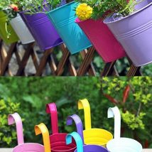DIY Flower Garden Ideas 33 214x214 - 35+ Easy DIY Flower Garden Ideas