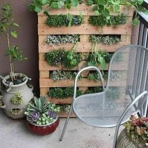 DIY Flower Garden Ideas 35 214x214 - 35+ Easy DIY Flower Garden Ideas