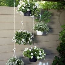 DIY Flower Garden Ideas 36 214x214 - 35+ Easy DIY Flower Garden Ideas