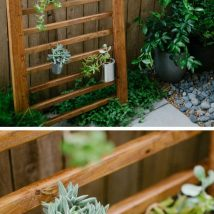 DIY Flower Garden Ideas 4 214x214 - 35+ Easy DIY Flower Garden Ideas