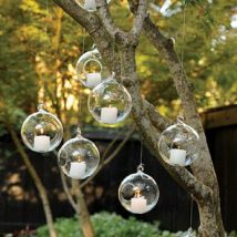 DIY Garden Globes 16 214x214 - 30+ Super Interesting DIY Garden Globes Ideas
