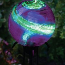 DIY Garden Globes 18 214x214 - 30+ Super Interesting DIY Garden Globes Ideas