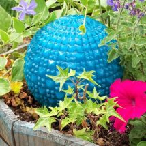 DIY Garden Globes 2 214x214 - 30+ Super Interesting DIY Garden Globes Ideas