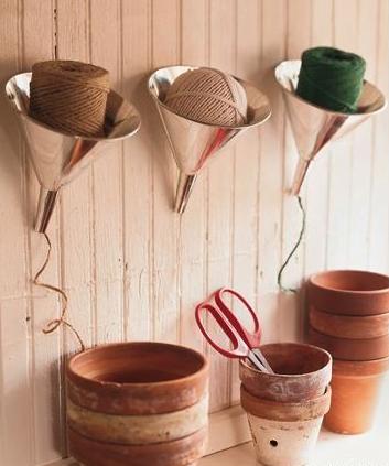 15+ DIY Ways To Organize Your Backyard