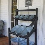 Diy Backyard Organizers 6 150x150 - 15+ DIY Ways To Organize Your Backyard