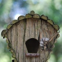 Diy Bird Houses 22 214x214 - 25+ DIY Decorative Bird House