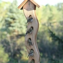 Diy Bird Houses 23 214x214 - 25+ DIY Decorative Bird House