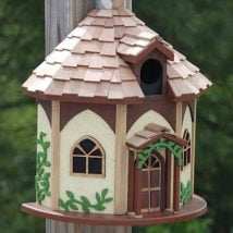 Diy Bird Houses 24 214x214 - 25+ DIY Decorative Bird House