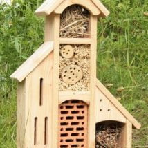 Diy Bird Houses 5 214x214 - 25+ DIY Decorative Bird House