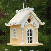 Diy Bird Houses 6 214x214 - 25+ DIY Decorative Bird House