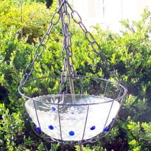 Diy Birdbath Projects 3 214x214 - 30+ Cute DIY Bird Bath Ideas To Enhance Your Garden