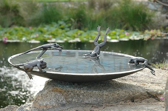 30+ Cute DIY Bird Bath Ideas To Enhance Your Garden