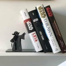 Diy Bookend Ideas 21 214x214 - 30+ Decorative DIY Bookends To Spruce Up Your Shelves