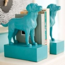 Diy Bookend Ideas 25 214x214 - 30+ Decorative DIY Bookends To Spruce Up Your Shelves
