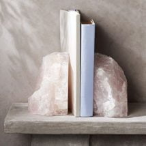 Diy Bookend Ideas 30 214x214 - 30+ Decorative DIY Bookends To Spruce Up Your Shelves