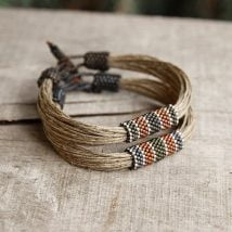 Diy Bracelets 10 214x214 - 30+ DIY Bracelets You Need to Check Out