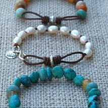 Diy Bracelets 18 214x214 - 30+ DIY Bracelets You Need to Check Out