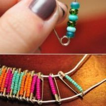 Diy Bracelets 26 214x214 - 30+ DIY Bracelets You Need to Check Out
