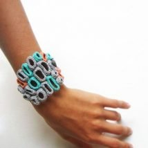 Diy Bracelets 28 214x214 - 30+ DIY Bracelets You Need to Check Out
