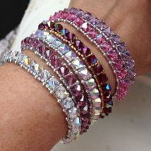 Diy Bracelets 8 214x214 - 30+ DIY Bracelets You Need to Check Out
