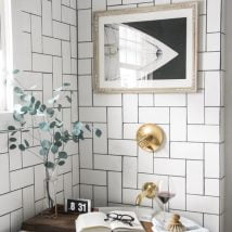 Diy Brick Walls Ideas 11 214x214 - 30+ Diy Brick Walls Ideas