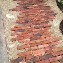 Diy Brick Walls Ideas 16 214x214 - 30+ Diy Brick Walls Ideas