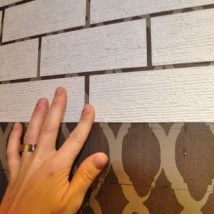 Diy Brick Walls Ideas 25 214x214 - 30+ Diy Brick Walls Ideas