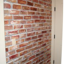 Diy Brick Walls Ideas 27 214x214 - 30+ Diy Brick Walls Ideas