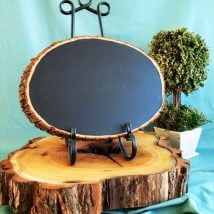 Diy Chalkboards 11 214x214 - 25+ Easy DIY Chalkboard Projects Your Family Will Be Thankful For
