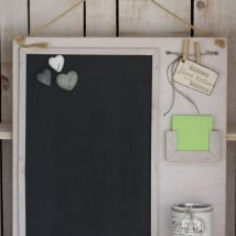 Diy Chalkboards 14 214x214 - 25+ Easy DIY Chalkboard Projects Your Family Will Be Thankful For