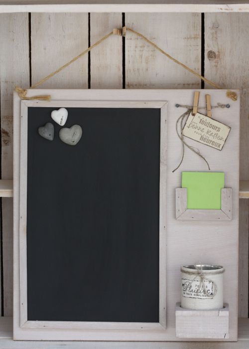 25+ Easy DIY Chalkboard Projects Your Family Will Be Thankful For