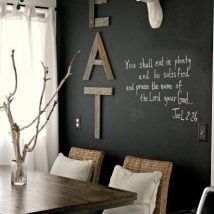 Diy Chalkboards 18 214x214 - 25+ Easy DIY Chalkboard Projects Your Family Will Be Thankful For