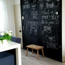 Diy Chalkboards 2 214x214 - 25+ Easy DIY Chalkboard Projects Your Family Will Be Thankful For