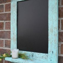 Diy Chalkboards 20 214x214 - 25+ Easy DIY Chalkboard Projects Your Family Will Be Thankful For