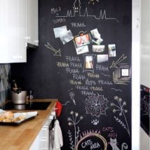 Diy Chalkboards 21 214x214 - 25+ Easy DIY Chalkboard Projects Your Family Will Be Thankful For