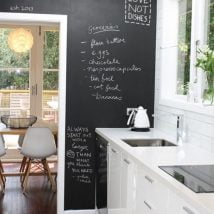 Diy Chalkboards 26 214x214 - 25+ Easy DIY Chalkboard Projects Your Family Will Be Thankful For