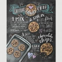 Diy Chalkboards 28 214x214 - 25+ Easy DIY Chalkboard Projects Your Family Will Be Thankful For