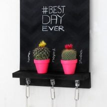 Diy Chalkboards 4 214x214 - 25+ Easy DIY Chalkboard Projects Your Family Will Be Thankful For
