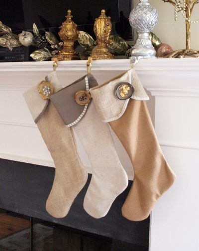 33+ DIY Christmas Stockings Ideas For Everyone In The Family