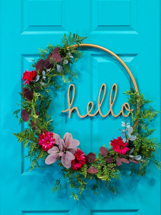 35+ Gorgeous DIY Christmas Wreath Ideas to Decorate Your Holiday Season