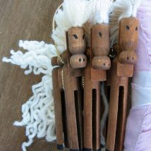 Diy Clothespin Projects 10 214x214 - 30+ Crazy Diy Projects To Reuse Clothespins