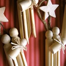 Diy Clothespin Projects 14 214x214 - 30+ Crazy Diy Projects To Reuse Clothespins