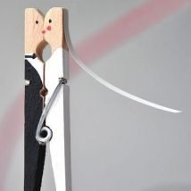 Diy Clothespin Projects 21 214x214 - 30+ Crazy Diy Projects To Reuse Clothespins
