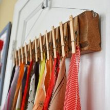 Diy Clothespin Projects 26 214x214 - 30+ Crazy Diy Projects To Reuse Clothespins