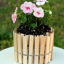 Diy Clothespin Projects 27 214x214 - 30+ Crazy Diy Projects To Reuse Clothespins