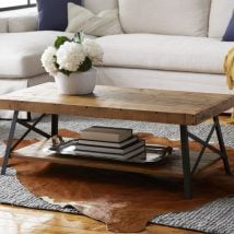 Diy Coffee Tables 16 214x214 - 28+ DIY Coffee Table Ideas for the Caffeine Addicts!