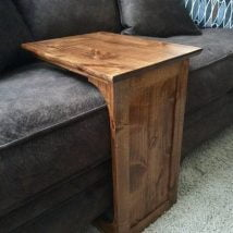 Diy Coffee Tables 28 214x214 - 28+ DIY Coffee Table Ideas for the Caffeine Addicts!