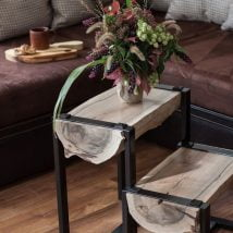 Diy Coffee Tables 3 214x214 - 28+ DIY Coffee Table Ideas for the Caffeine Addicts!
