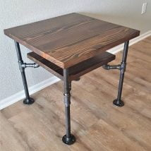 Diy Coffee Tables 37 214x214 - 28+ DIY Coffee Table Ideas for the Caffeine Addicts!