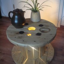 Diy Coffee Tables 4 214x214 - 28+ DIY Coffee Table Ideas for the Caffeine Addicts!
